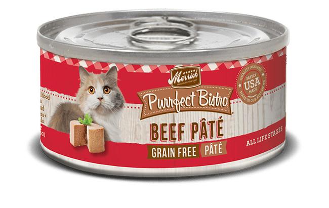 Merrick Pate Cat Food